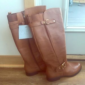 f25932a6b020 Women s Naturalizer Wide Calf Boots on Poshmark